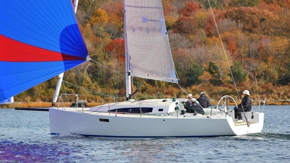 J/Boats med el-motor