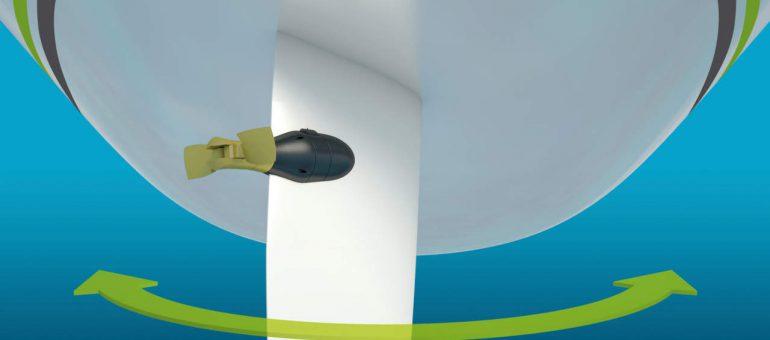 Lanserer 31 foter med el-motor